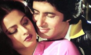 Love and relationship- Amitabh and Rekha