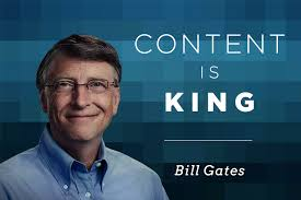"""""""Content is King"""""""