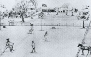 St George's Cricket club