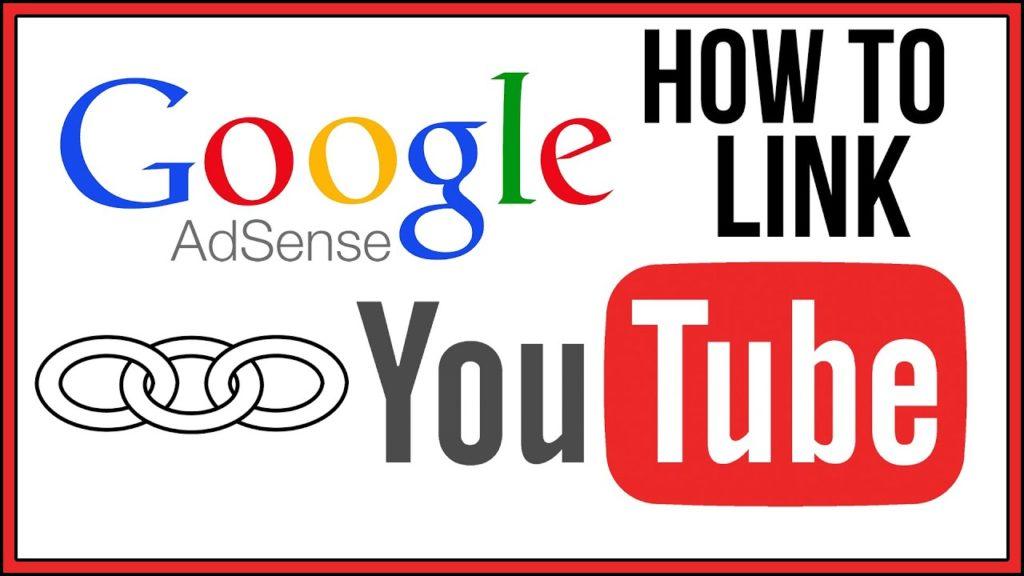 Link Google adsense to Youtube