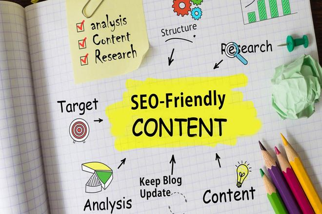 seo-friendly content