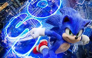 Sonic The Hedgehog Sega